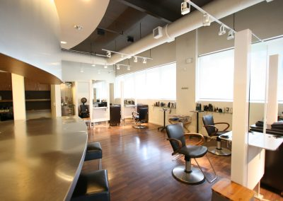 Salon – 401 Central NE, Suite A